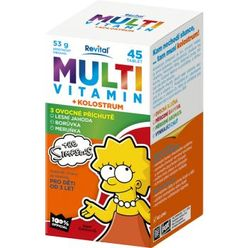 The Simpsons Multivitamin + kolostrum 45 tablet